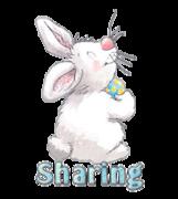 Sharing - HippityHoppityBunny