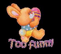 Too funny - EasterBunnyWithEgg16