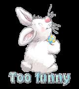 Too funny - HippityHoppityBunny