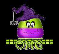 OMG - CandyCornWitch