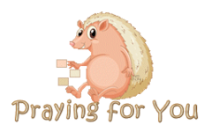 Praying for You - CutePorcupine