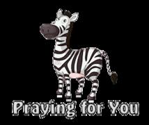 Praying for You - DancingZebra