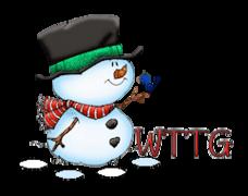 WTTG - Snowman&Bird