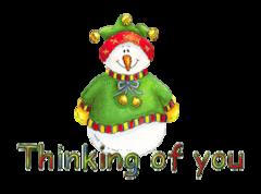 Thinking of you - ChristmasJugler