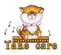 Take care - CuteKittenSitting