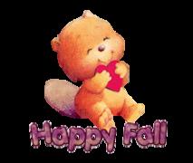 Happy Fall - BeaverLove
