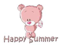 Happy Summer - ShyTeddy