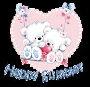 Happy Summer - ValentineBearsCouple2016