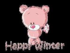 Happy Winter - ShyTeddy