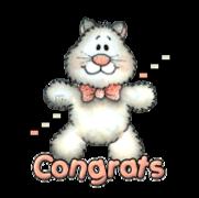 Congrats - HuggingKitten NL16