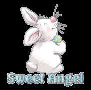 Sweet Angel - HippityHoppityBunny