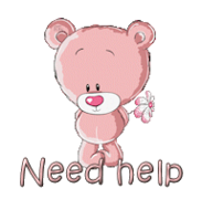 Need help - ShyTeddy