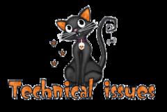 Technical issues - HalloweenKittySitting