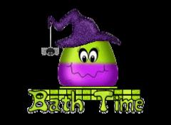 Bath Time - CandyCornWitch