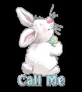 Call Me - HippityHoppityBunny