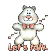 Let's talk - HuggingKitten NL16