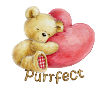 Purrfect - ValentineBear2016