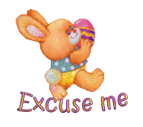 Excuse me - EasterBunnyWithEgg16