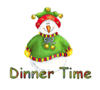 Dinner Time - ChristmasJugler
