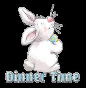 Dinner Time - HippityHoppityBunny
