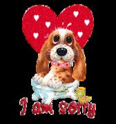 I am sorry - ValentinePup2016