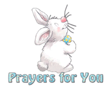 Prayers for You - HippityHoppityBunny