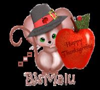 BjsMalu - ThanksgivingMouse