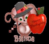 Blanca - ThanksgivingMouse