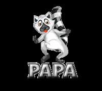 Papa - RaccoonStepOnName