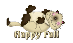 Happy Fall - KittySitUps