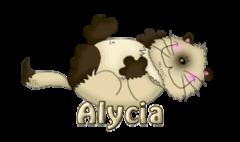 Alycia - KittySitUps