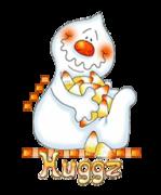 Huggz - CandyCornGhost