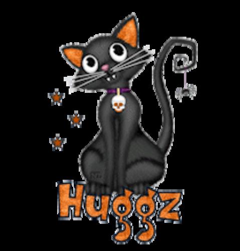 Huggz - HalloweenKittySitting