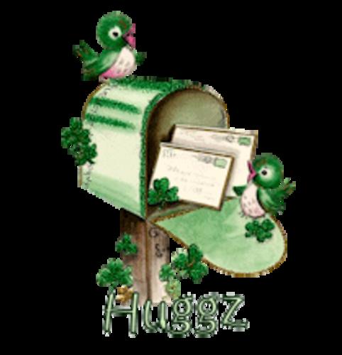 Huggz - StPatrickMailbox16