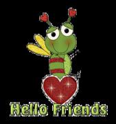 Hello Friends - BeeHeart