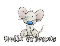 Hello Friends - SittingPretty