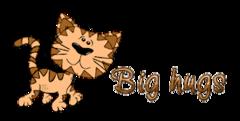 Big hugs - CuteCatWalking