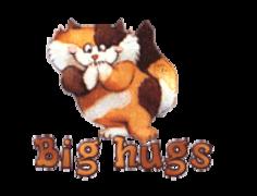 Big hugs - GigglingKitten