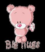 Big hugs - ShyTeddy
