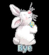 Bye - HippityHoppityBunny