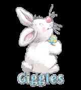 Giggles - HippityHoppityBunny