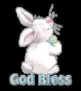 God Bless - HippityHoppityBunny