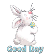 Good Day - HippityHoppityBunny