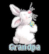 Grandpa - HippityHoppityBunny