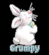 Grumpy - HippityHoppityBunny