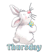 DOTW Thursday - HippityHoppityBunny