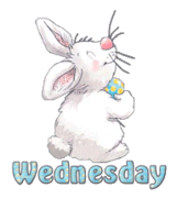 DOTW Wednesday - HippityHoppityBunny