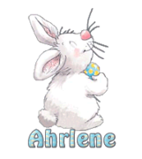 Ahrlene - HippityHoppityBunny