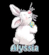 Alyssia - HippityHoppityBunny