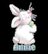 Annie - HippityHoppityBunny
